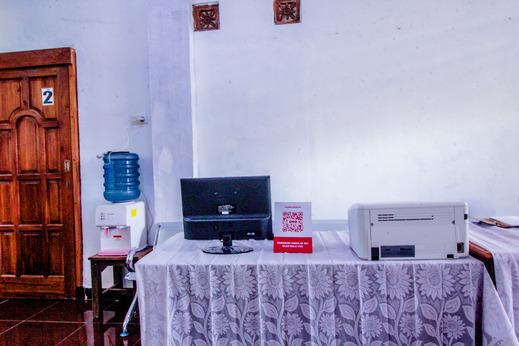 SPOT ON 2226 Nurmega Jaya Sukabumi - Reception