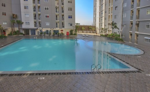 Gunawangsa Manyar Hotel Surabaya - Outdoor Pool