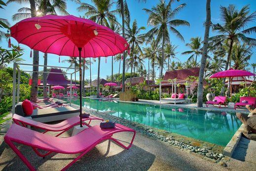 PinkCoco Gili Air Lombok - Pool