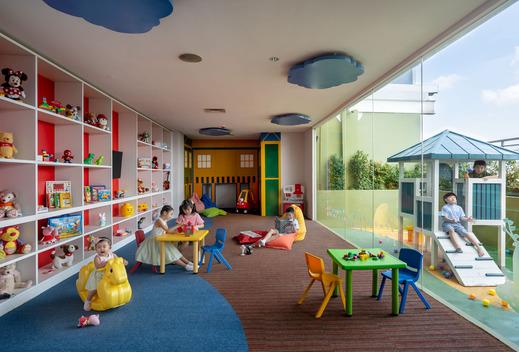 DoubleTree by Hilton Surabaya Surabaya - Kids Club