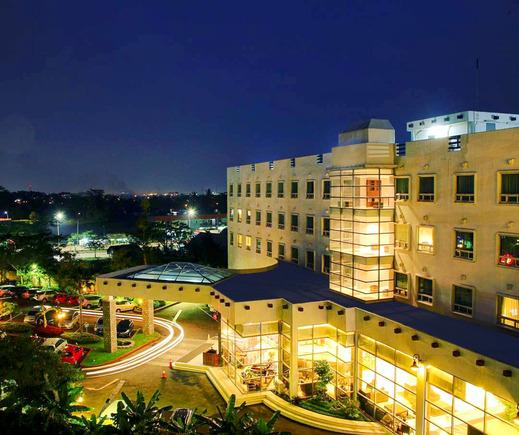 Forbis Hotel Cilegon Banten - Exterior