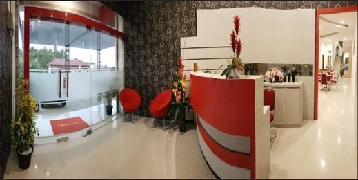 Aedo Hotel Syariah Bukittinggi - Lobby