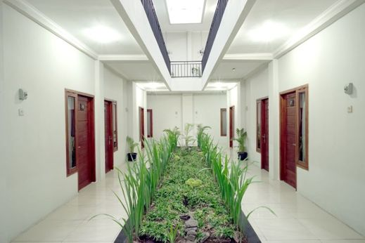 D'Paragon UPN Yogyakarta - Interior