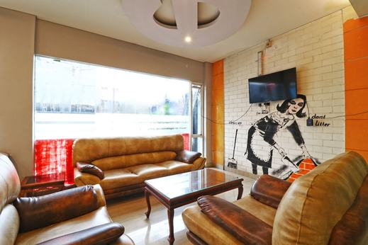 Eve Hotel Bandung - Interior