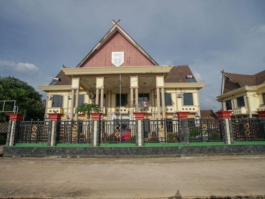 Guest House Dempo Jakabaring Palembang - Facade