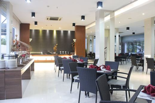 Sahid Mutiara Karawaci Tangerang - Breakfast Area
