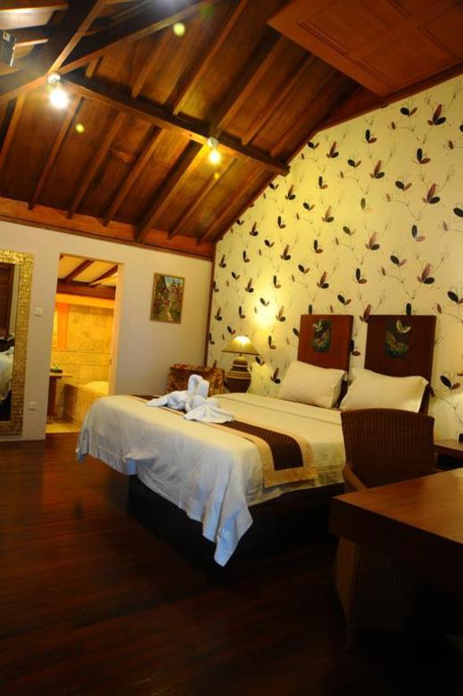 Tegal Panggung Guest House Yogyakarta - Bedroom