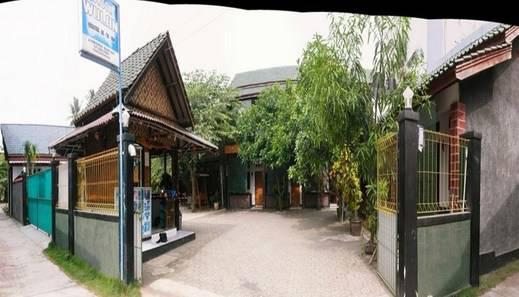 Pondok Wulan Guesthouse Pangandaran - Eksterior