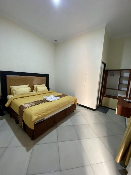 Qieran Hotel Syariah Bengkulu - DELUXE ROOM