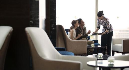 InterContinental Bandung Dago Pakar - Lobby