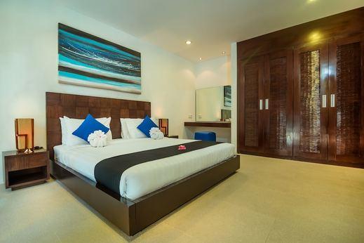 Arama Riverside Bali - Guestroom