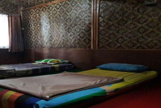Villa Bambu 5 @ Sangkuriang Village Bandung - Room