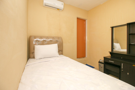 Sky Residence Mawar Medan - Standard Single