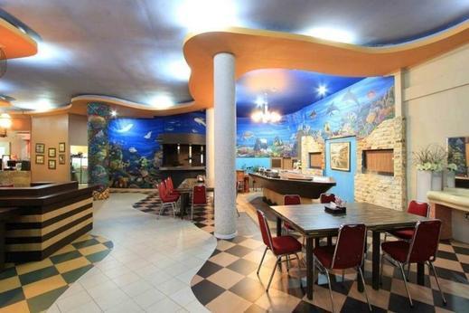 Dangau Hotel Kubu Raya Pontianak - Restoran