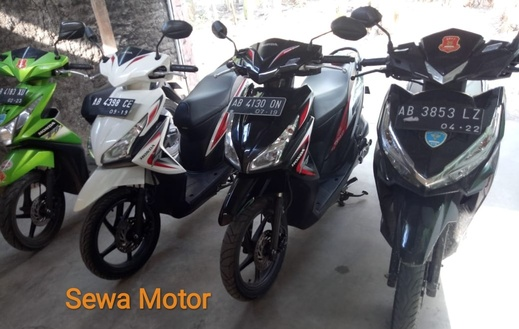 Habibi Homestay Syariah  Yogyakarta - Rental Cycle
