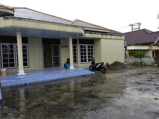 OYO 3422 Firza Homestay Palembang - Facade