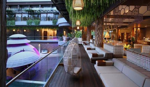 The Crystal Luxury Bay Resort Nusa Dua - Bali Bali - Crystal Lounge