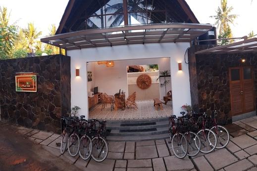 Pera ONE Villas Lombok - Lobby