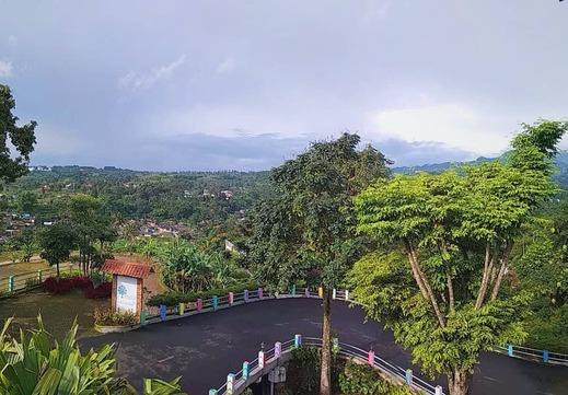 Athalia Resort Puncak - View