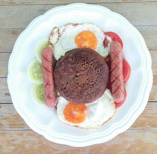 Barelang Bridge Hotel Batam - American Breakfast