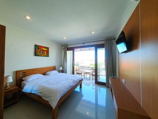 Bali Twins Apartment Bali - Bedroom