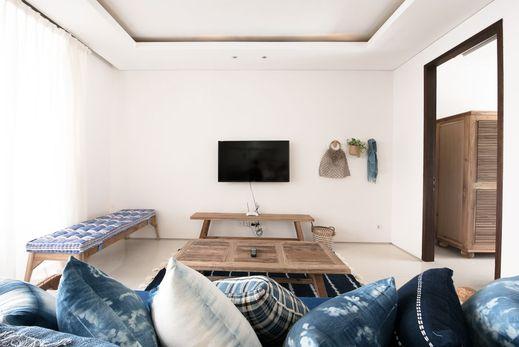 Pelangi 148 Beach Suites Bali - Interior
