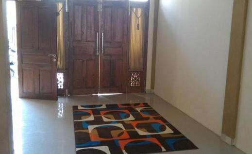 Maqmil Hostel Jogja - Ruang tamu