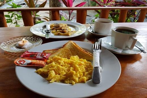 Japa Bungalow Bali - Food