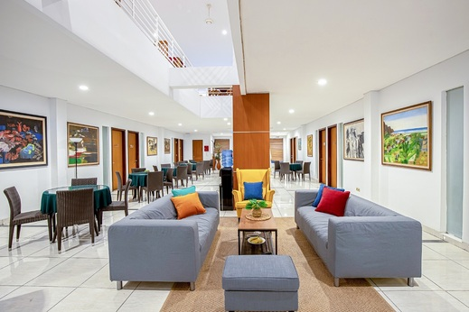 Prime Cailendra Hotel Yogyakarta - Lobi