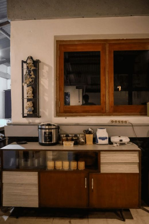 Semeru Hostel Malang - interior