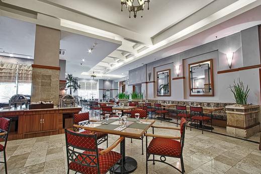 Hotel Sahid Jaya Makassar - Breakfast Area