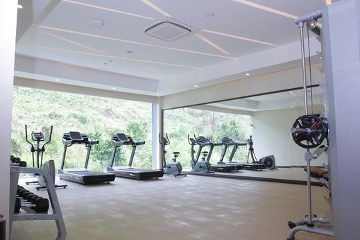 Horison Abepura Jayapura - fitness 1