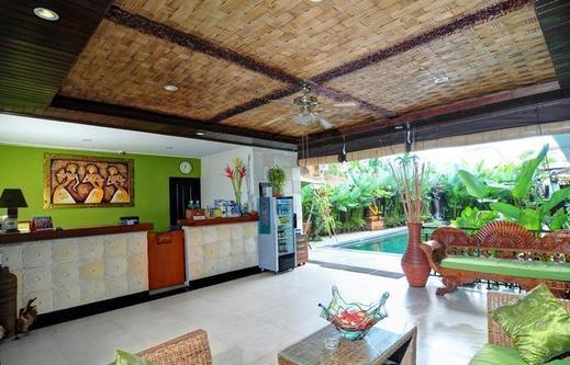 Kamandhani Cottage Ubud Bali - Restoran