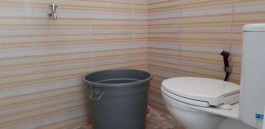Wafaby Guest House Hotel Payakumbuh - kamar mandi 1