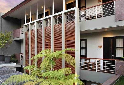 Cozy Guest House Malang - Exterior