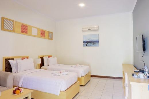 Joglo Residence Hotel Yogyakarta - Kamar