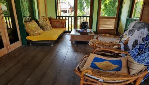 Rare Angon Villas Bali - Interior