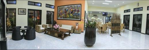 Seven Dream Syariah Hotel Jember - Lobby