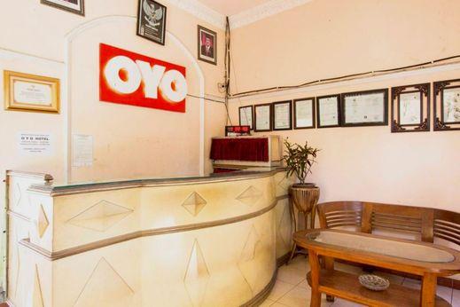 OYO 3024 Hotel Kebon Manis Cilacap - Reception