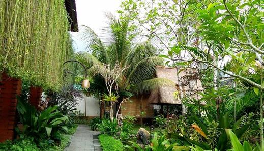 Urban Styles Inata Bisma Ubud Bali - Hotel Area