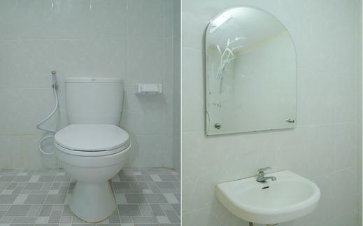 Hotel Perwita Sari Yogyakarta - Bathroom-1