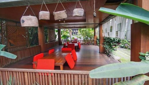 Rumah Stroberi Organic Farm and Lodge Lembang - exterior