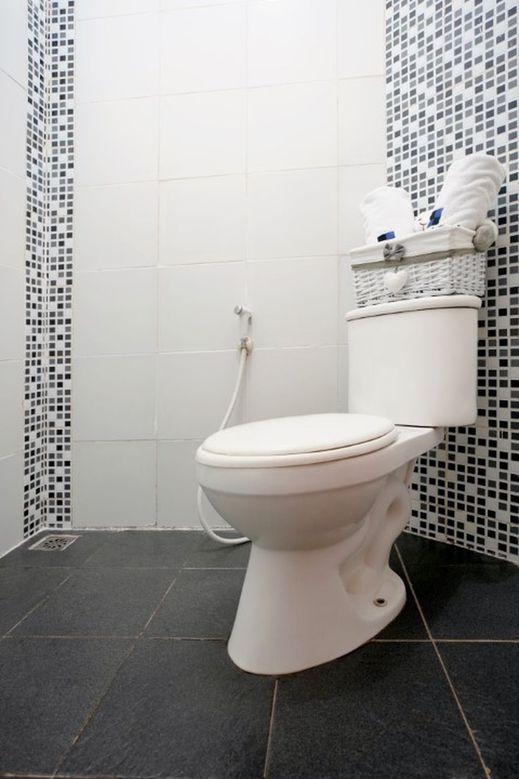 D'Paragon Trikora Palembang - Bathroom