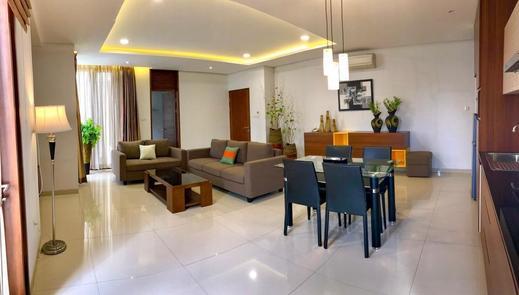 Rozelle By D'best Hospitality Bandung - Living Room President 1