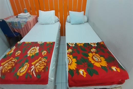 OYO 3295 Metro Hotel Aceh Selatan - Bedroom