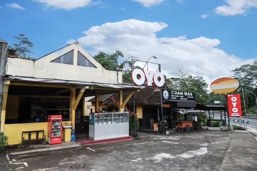 OYO 598 Udan Mas Guesthouse& Gallery Magelang - Facade