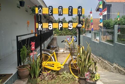 Imah Enin Bandung - Exterior