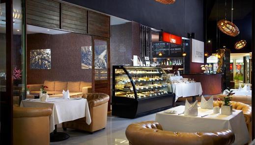 Kupu-Kupu Jimbaran Bali - Restaurant