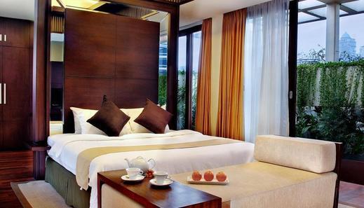 Aston At Kuningan Suites Jakarta - Kamar