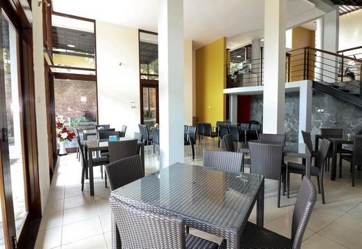 NIDA Rooms Kaliurang 20 Pakem Jogja - Restoran